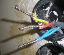 Правила электромонтажа электропроводки в помещениях. Новороссийские электрики.
