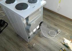 Установка, подключение электроплит город Новороссийск