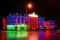 Наружное освещение: архитектурное освещение зданий и фасадов в г.Новороссийск